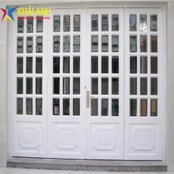 Mẫu cửa sắt sơn tĩnh điện CSST 011