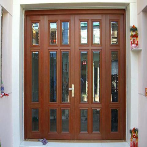 tư vấn thiết kế thi công cứa sắt gải gỗ đẹp hà nội