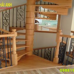 Mẫu lan can cầu thang sắt CCTS 021