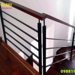 Mẫu lan can cầu thang sắt CCTS 019