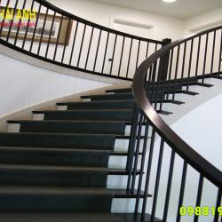 Mẫu lan can cầu thang sắt CCTS 014