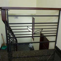 Mẫu lan can cầu thang sắt CCTS 009