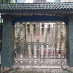 Mẫu cổng Inox CI – 009