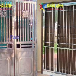Mẫu cửa Inox C – 009