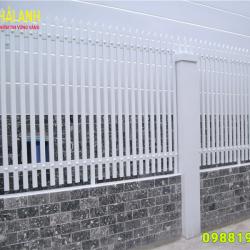 Mẫu hàng rào sắt hôp HRSH 007