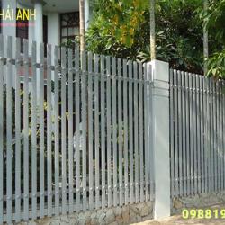Mẫu hàng rào sắt hôp HRSH 004