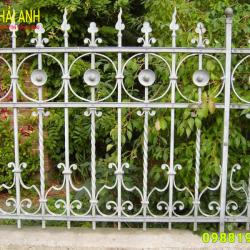Mẫu hàng rào sắt nghệ thuật HRSN 013