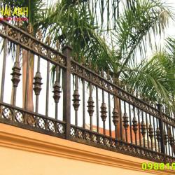 Mẫu hàng rào sắt nghệ thuật HRSN 012